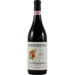 Barbaresco Riserva Paje' 2008