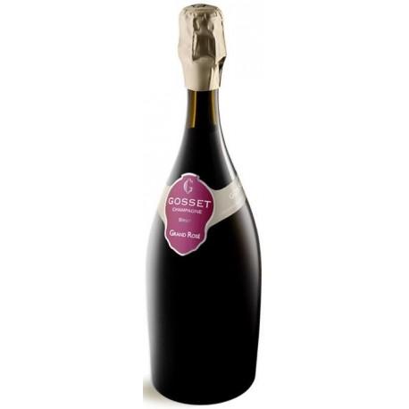 Champagne Grand Rosé Brut
