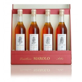Grappa di Barolo For Four