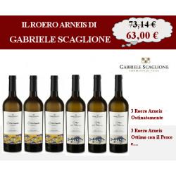 Il Roero Arneis di Gabriele Scaglione