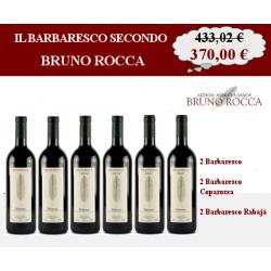 Il Barbaresco Secondo Bruno Rocca