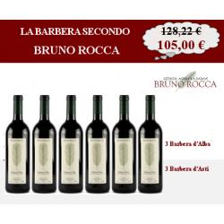 La Barbera Secondo Bruno Rocca