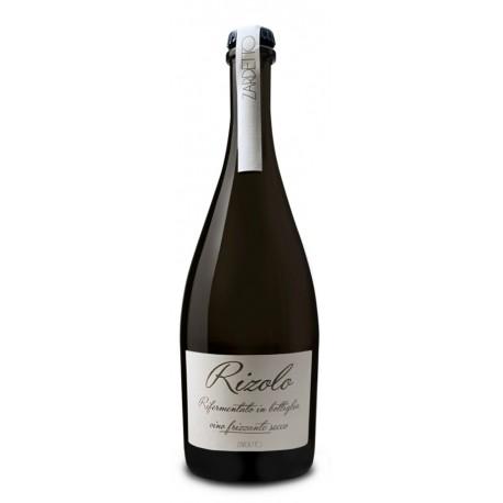 Vino Frizzante Secco Rifermentato in Bottiglia Rizolo