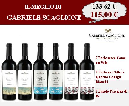 Il meglio di Gabriele Scaglione