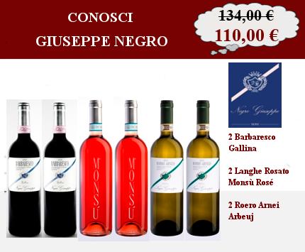 Conosci Giuseppe Negro